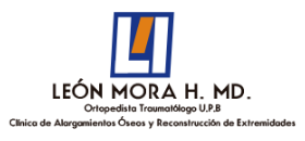 Doctor León Mora H MD.