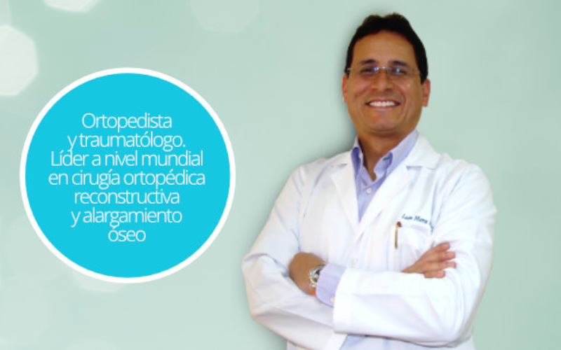 Leon Mora MD, Alargamiento oseo, Limb lengthening, Infecciones oseas